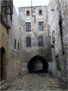 Jdeide -  Vieux quartier arménien. Fonds privé.